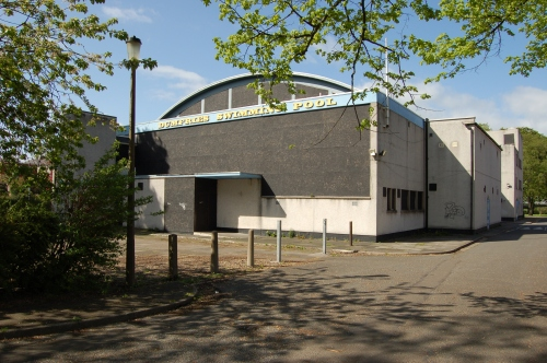 Dumfries Swimming Pool a)