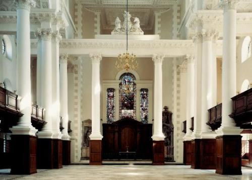 ChristChurchSpitalfields interior