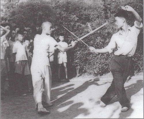 Lu Jun Hai with Jian